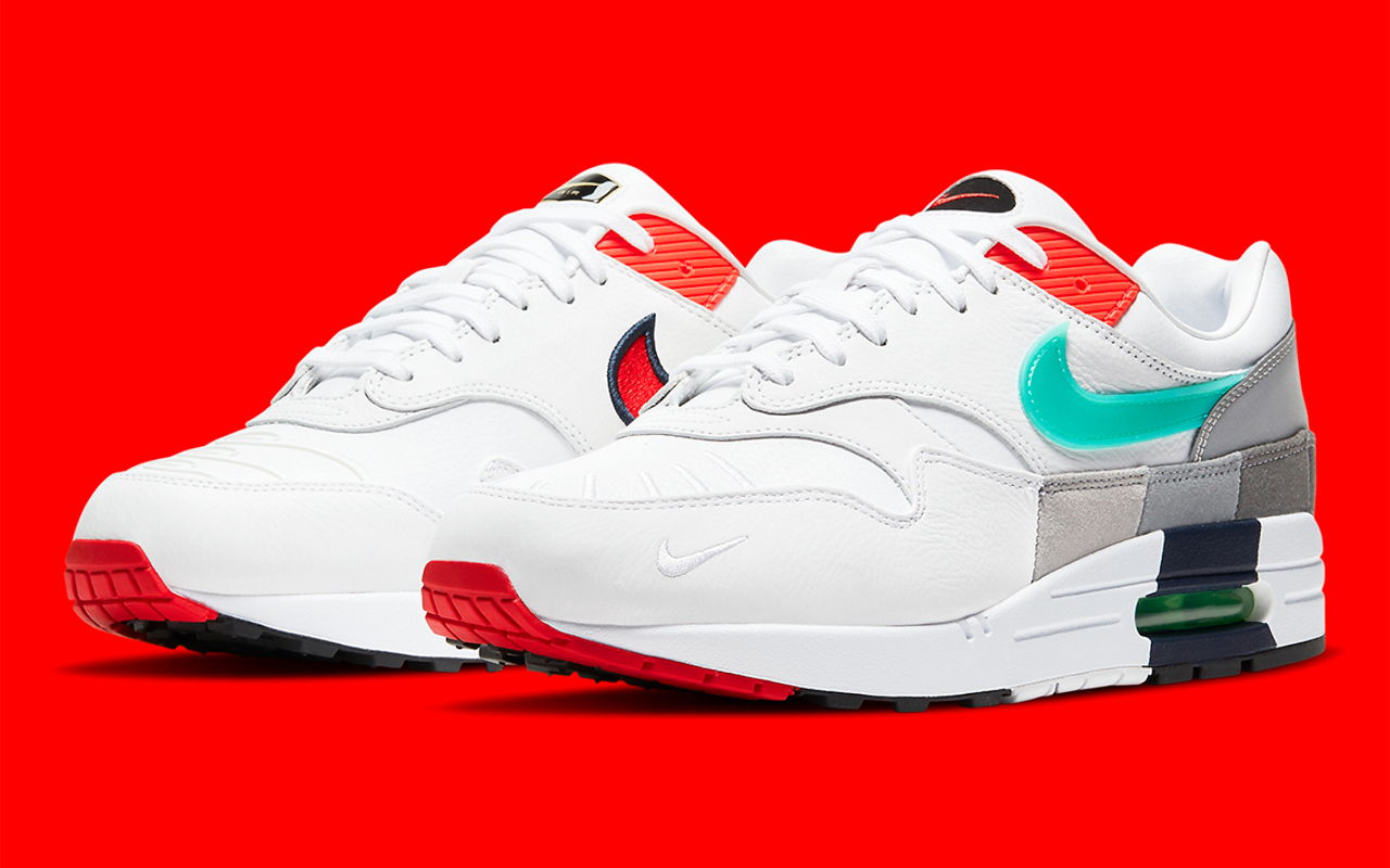 Nike Air Max 1 ''EOI'' - ''Evolution Of Icons'' - CW6541-100 ...