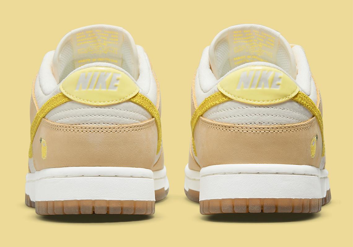 Nike Dunk Low ''Lemon Drop'' - DJ6902-700