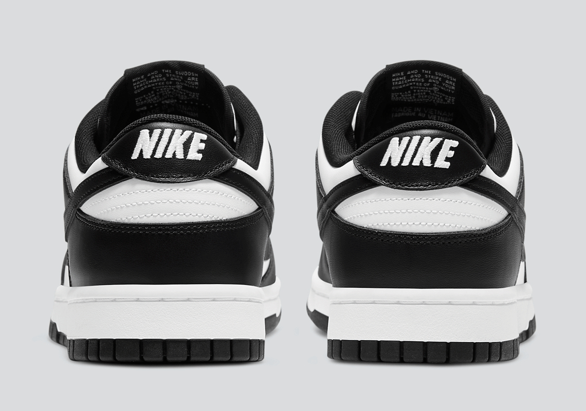 Nike Dunk Low ''White/Black'' - DD1391-100
