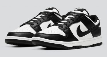 NikeDunk Low ''White/Black''