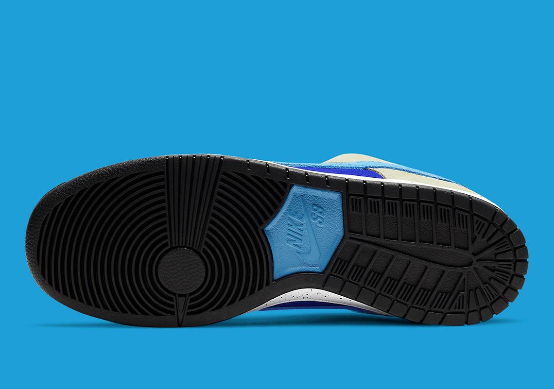 Nike SB Dunk Low ''Celadon'' - BQ6817-301