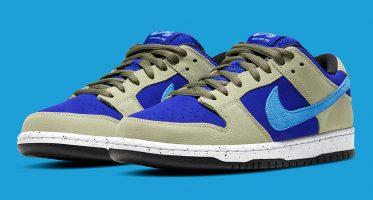 NikeSB Dunk Low ''Celadon''