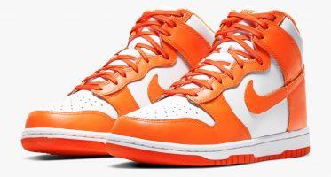 NikeWMNS Dunk High ''Syracuse''