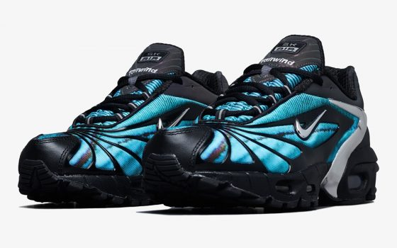 Skepta x Nike Air Max Tailwind 5 ''Chrome Blue'' - CQ8714-001