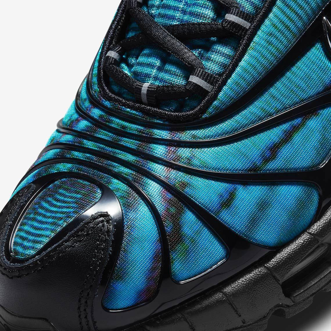 Skepta x Nike Air Max Tailwind 5 ''Chrome Blue'' - CQ8714-001