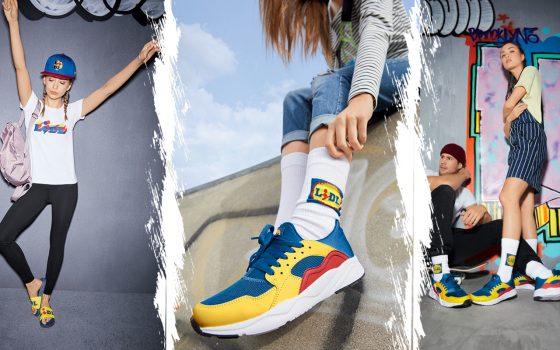 Sneakers LIDL