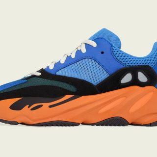 adidas Yeezy Boost 700 ''Bright Blue'' - GZ0541