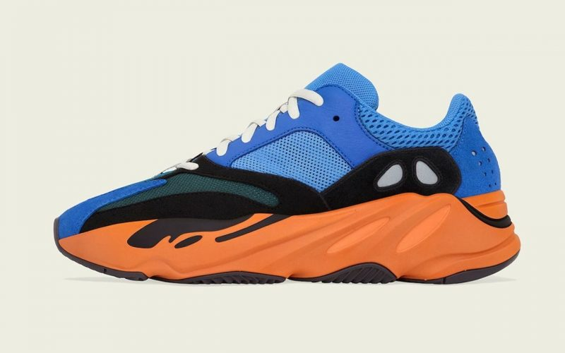 adidas Yeezy Boost 700 ''Bright Blue'' - GZ0541