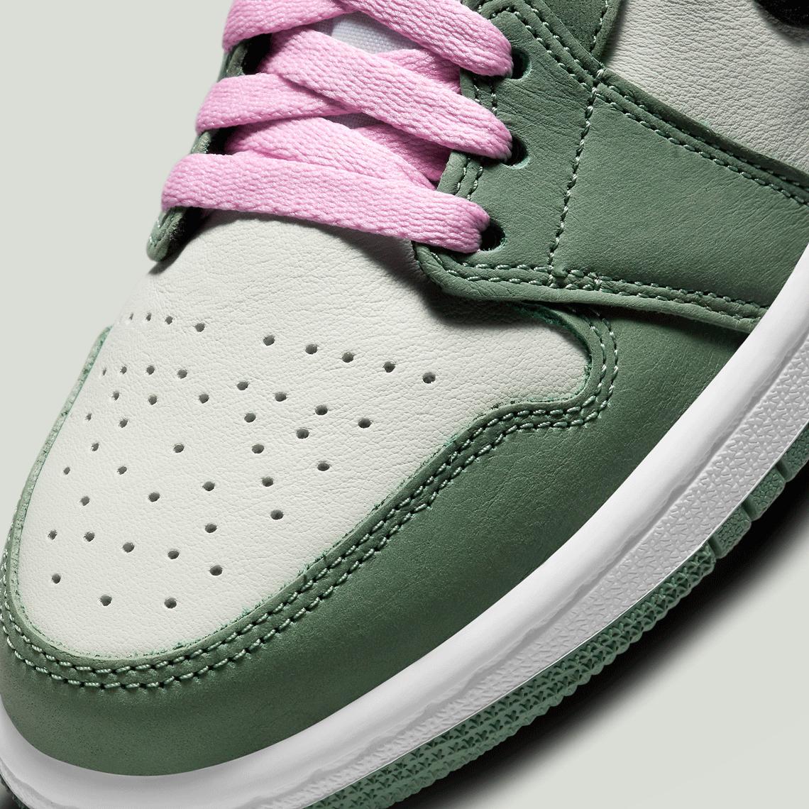 Air Jordan 1 Mid SE ''Dutch Green'' - CZ0774-300