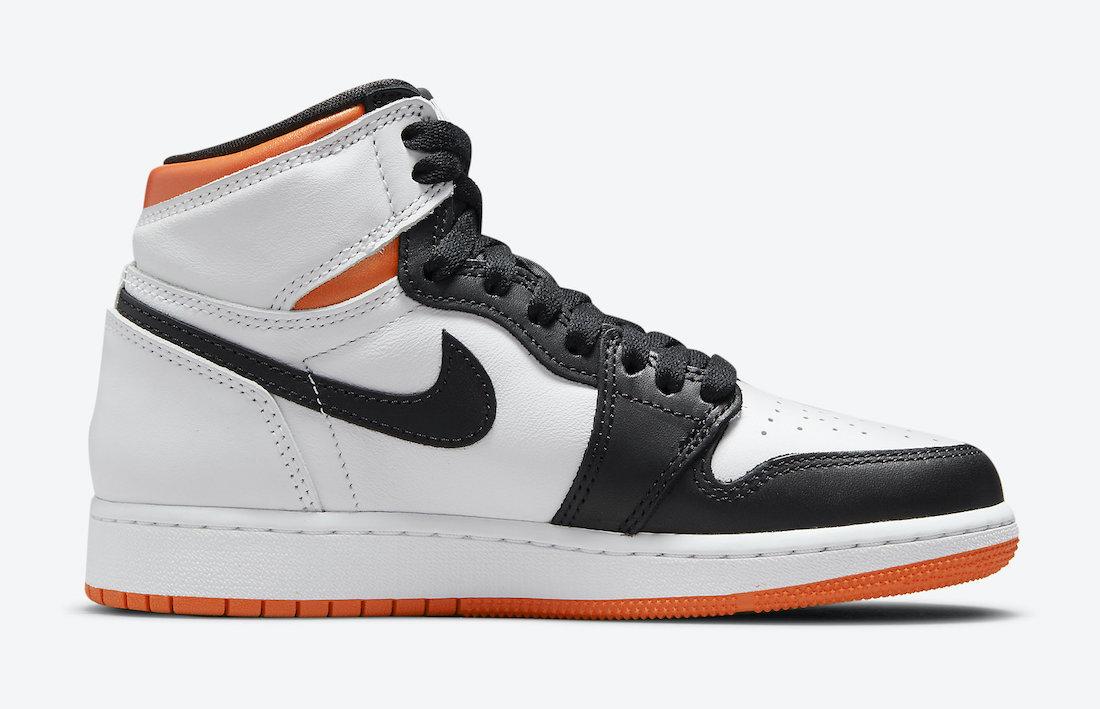 Air Jordan 1 Retro High OG ''Electro Orange'' - 555088-180