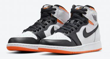 Air Jordan1 Retro High OG ''Electro Orange''