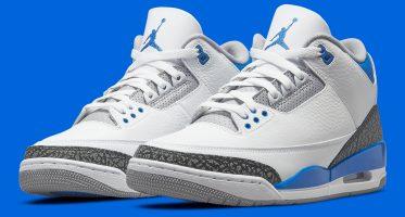 Air Jordan3 ''Racer Blue''