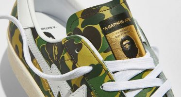 BAPEadidas Superstar ''Green Camo''