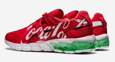 Coca-ColaASICS GEL-QUANTUM 90 ''Red''