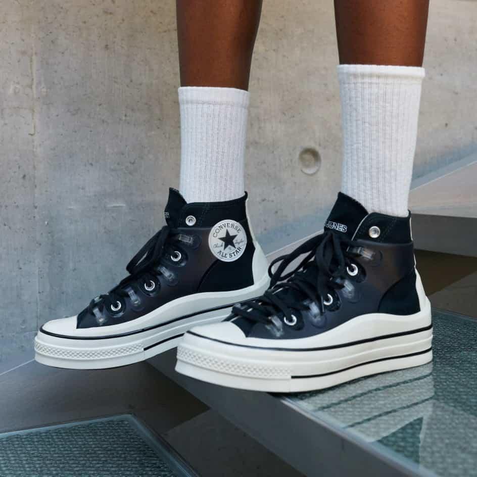 Kim Jones x Converse Chuck 70 Utility Wave High ''Black'' - 171257C