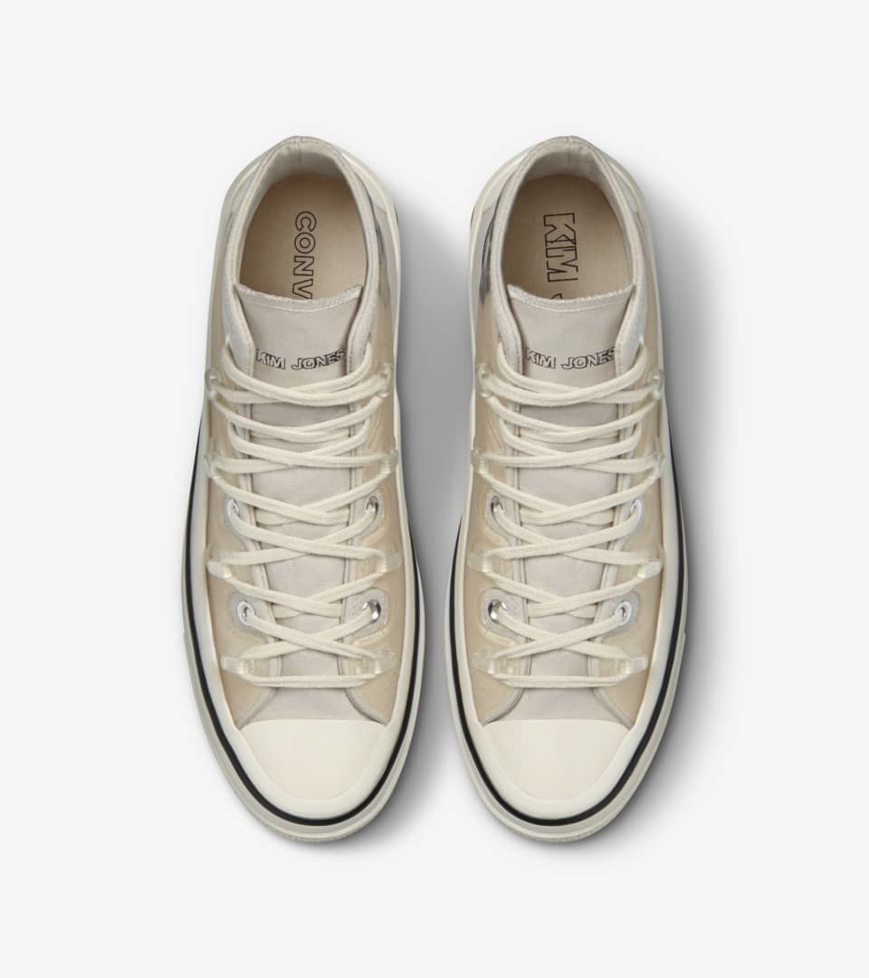 Kim Jones x Converse Chuck 70 Utility Wave High ''Natural Ivory'' - 171258C
