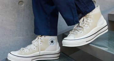 Kim JonesConverse Chuck 70 Utility Wave High ''Natural Ivory''