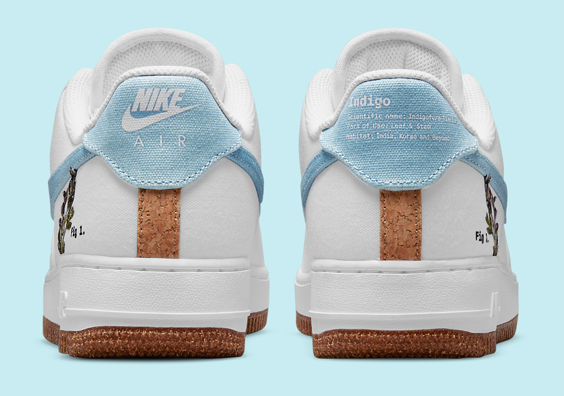 Nike Air Force 1 ''Indigo'' - CZ0338-100