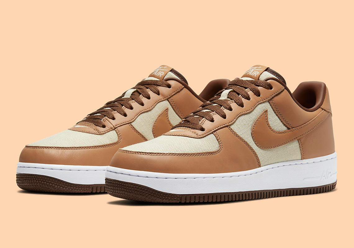 Nike Air Force 1 Low QS ''Acorn'' - 2021 - DJ6395-100