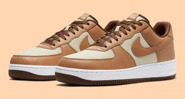NikeAir Force 1 Low QS ''Acorn''