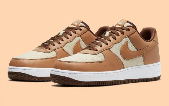 Nike Air Force 1 Low QS ''Acorn'' - 2021 - DJ6395-100