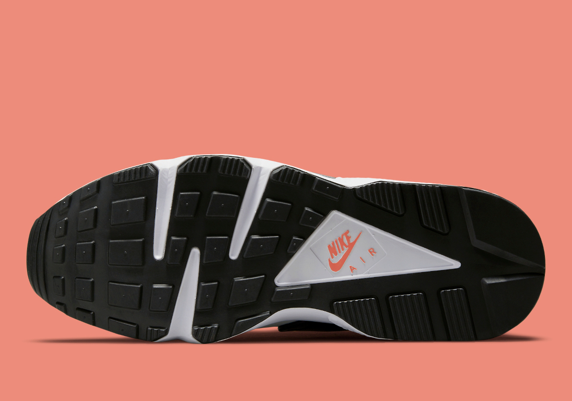 Nike Air Huarache ''Bright Mango'' - DD1068-101