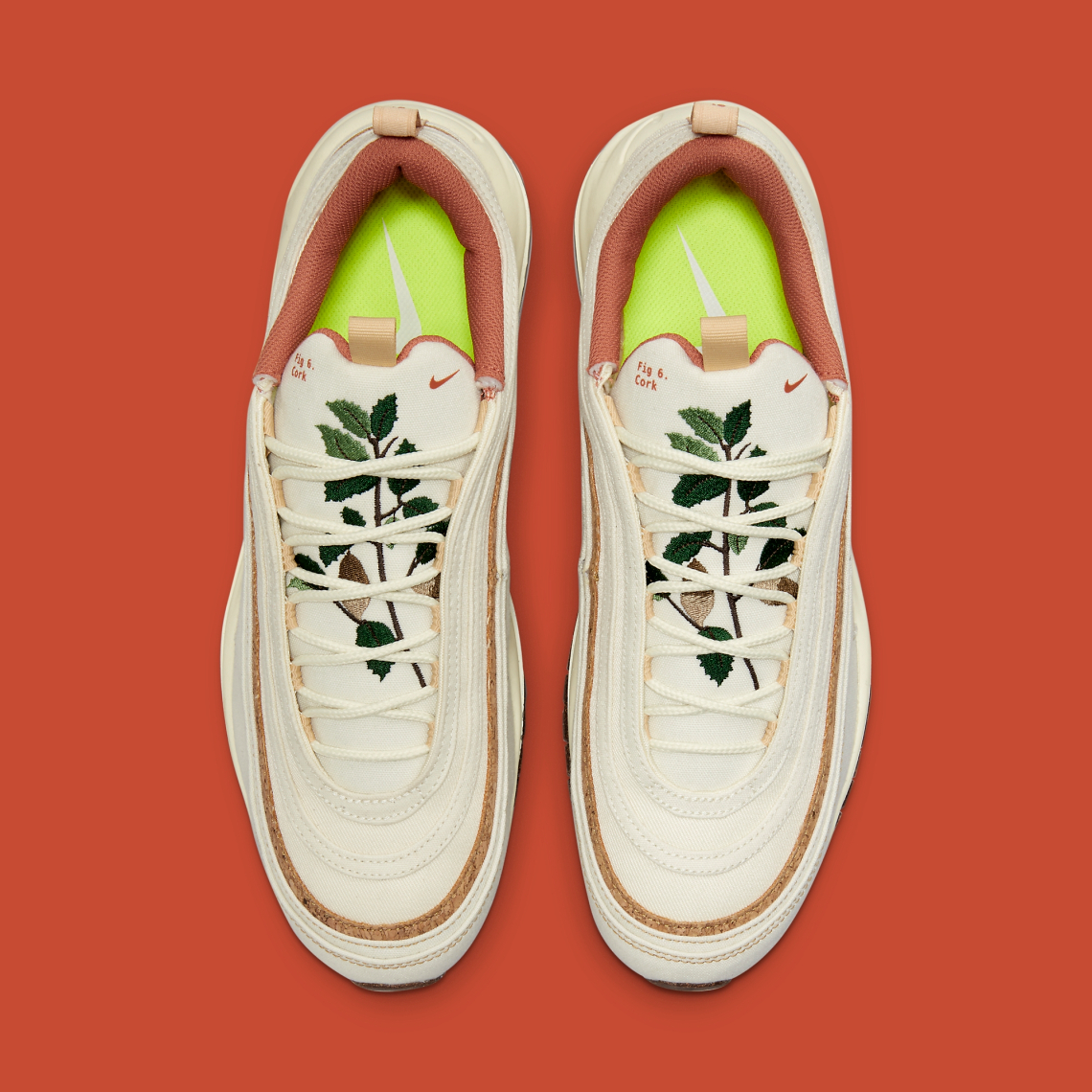 Nike Air Max 97 ''Cork'' - ''Coconut Milk'' - DC3986-100