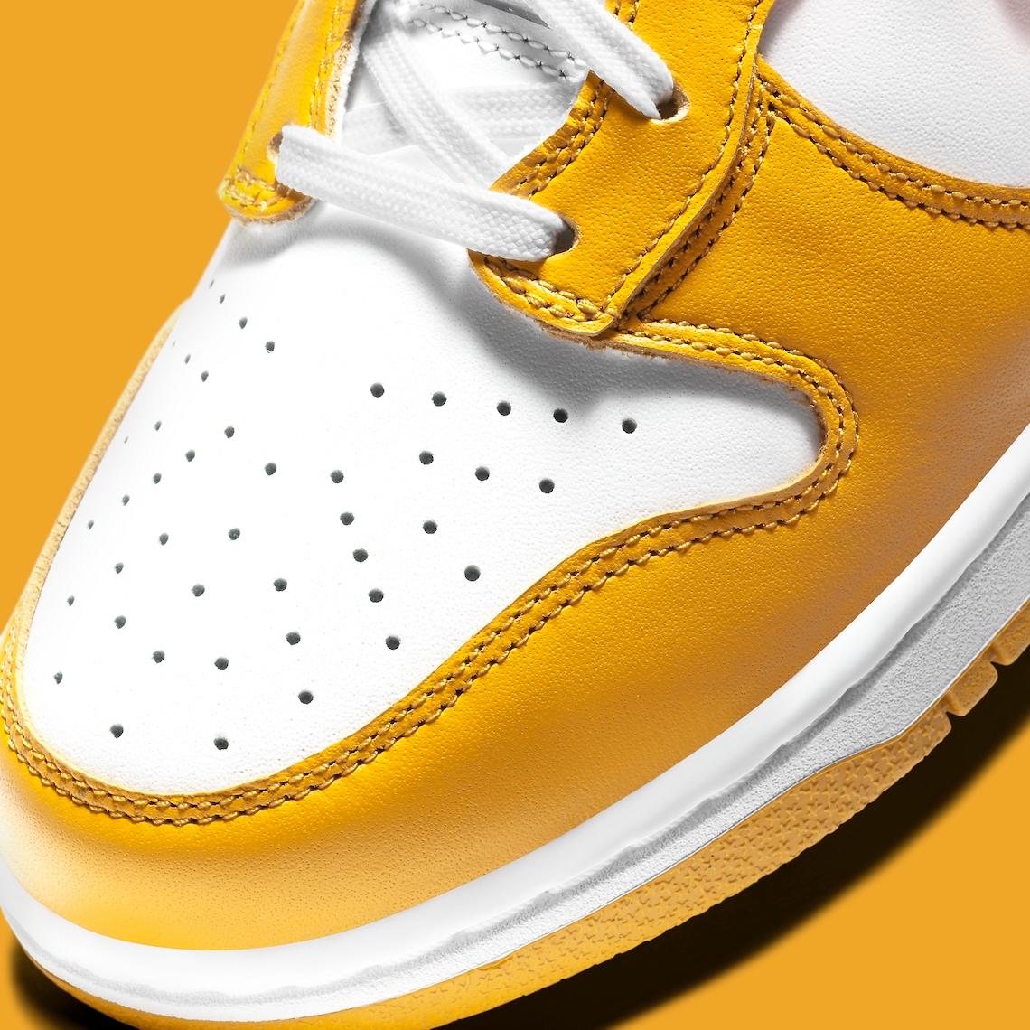 Nike Dunk High ''Dark Sulfur'' - DD1869-106