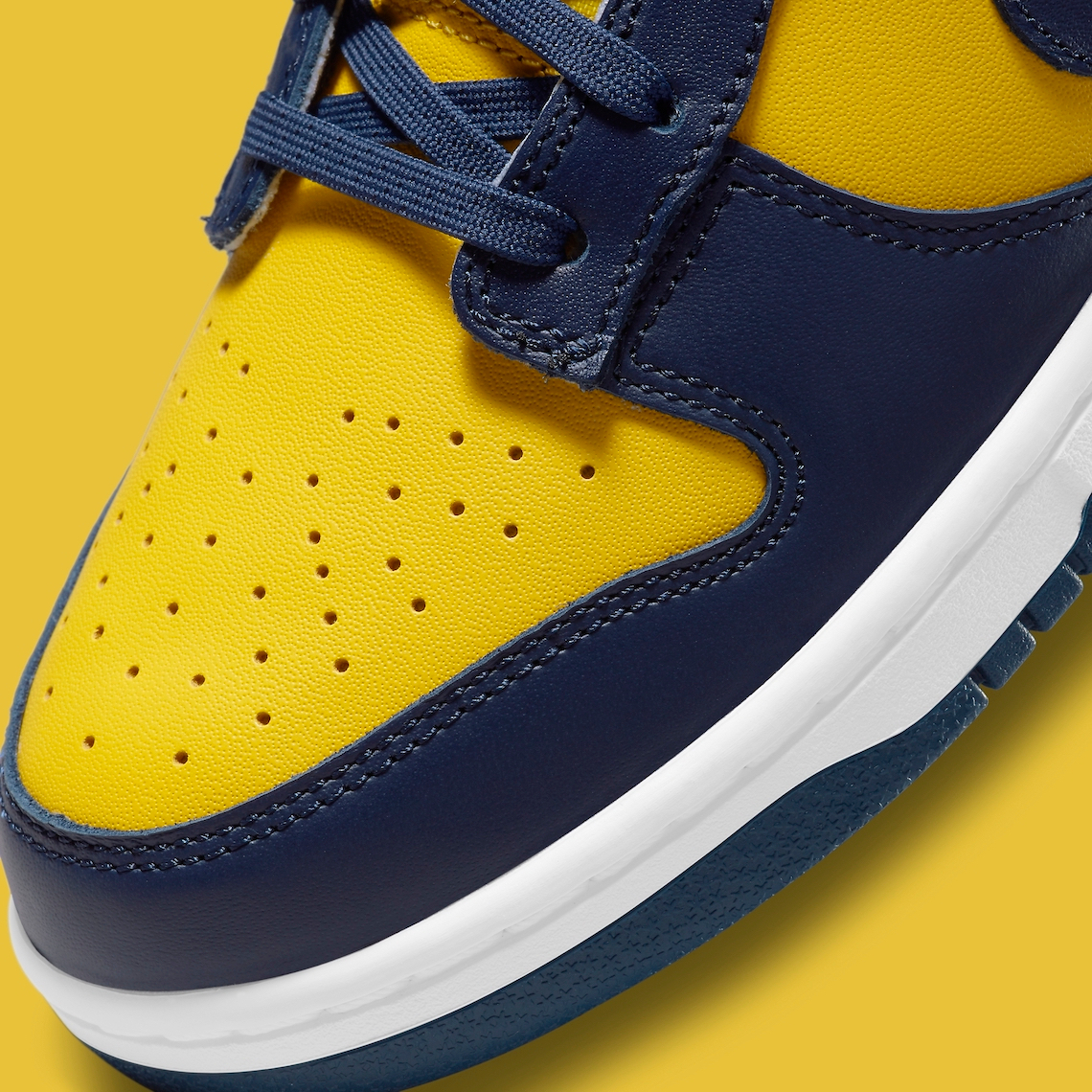 Nike Dunk Low ''Michigan'' - DD1391-700