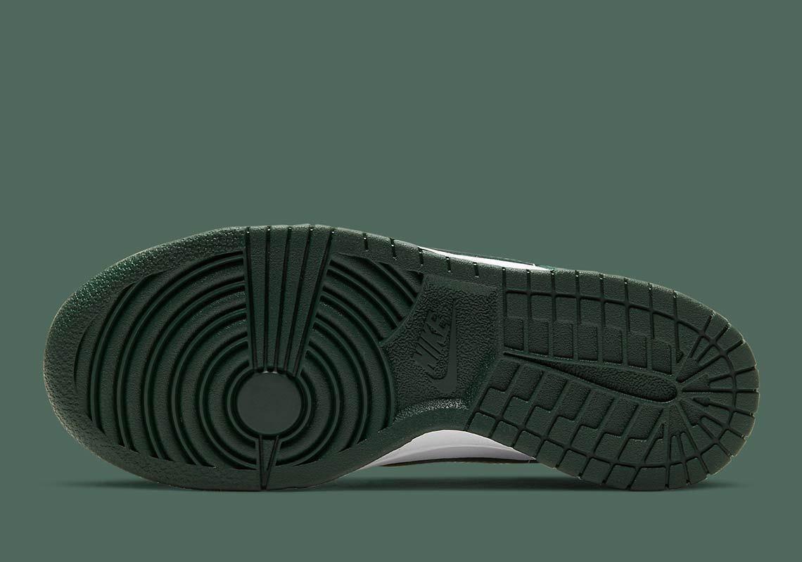 Nike Dunk Low ''Spartan Green'' - DD1391-101