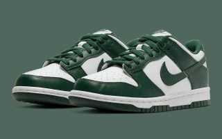 Nike Dunk Low ''Spartan Green'' - DD1391-101