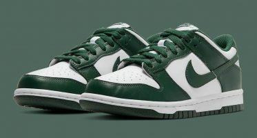 NikeDunk Low ''Spartan Green''
