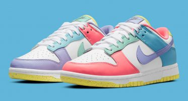 NikeDunk Low WMNS ''Easter''