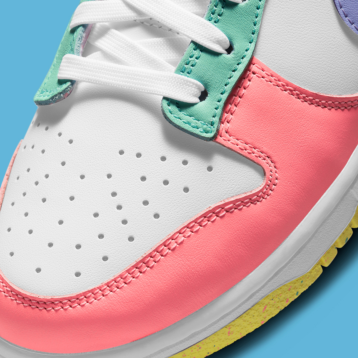 Nike Dunk Low WMNS ''Easter'' - DD1872-100