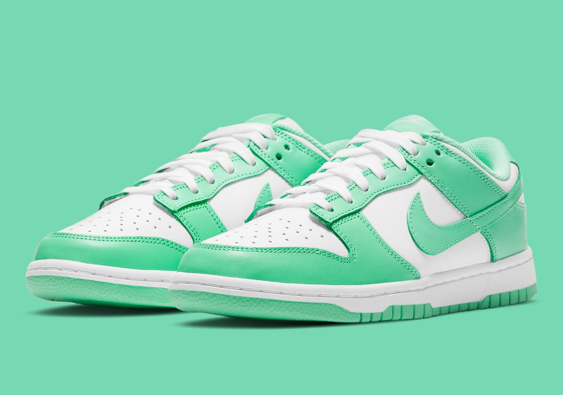 Nike Dunk Low ''Green Glow'' - DD1503-105