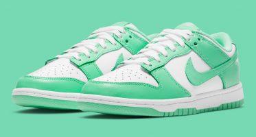 NikeDunk Low WMNS ''Green Glow''