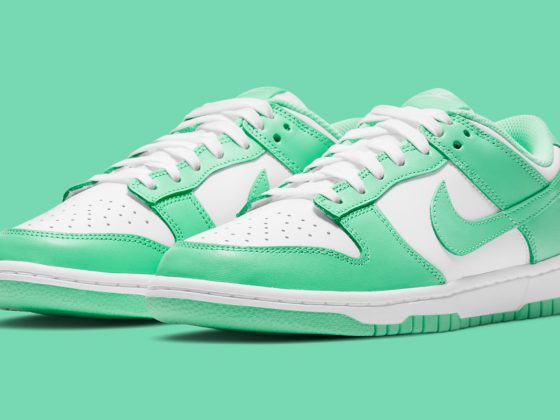 Nike Dunk Low ''Green Glow'' - DD1503-105