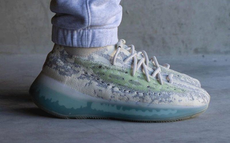 adidas Yeezy Boost 380 ''Alien Blue'' - GW0304