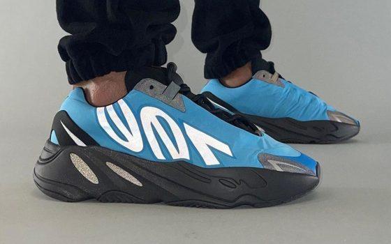 adidas Yeezy Boost 700 MNVN ''Bright Cyan'' - GZ3079