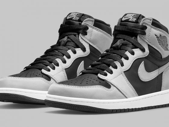 Air Jordan 1 Retro High OG ''Shadow 2.0'' - 555088-035