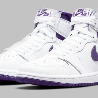 Air Jordan 1 Retro High OG WMNS ''Court Purple'' - CD0461-151