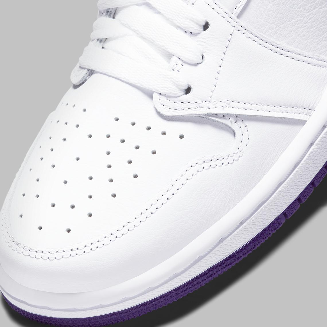 Air Jordan 1 Retro High OG WMNS ''Court Purple'' - CD0461-151