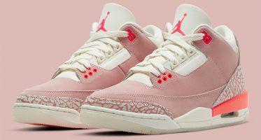 Air Jordan3 ''Rust Pink''