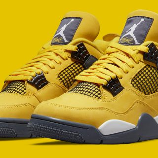 Air Jordan 4 ''Lightning'' - CT8527-700