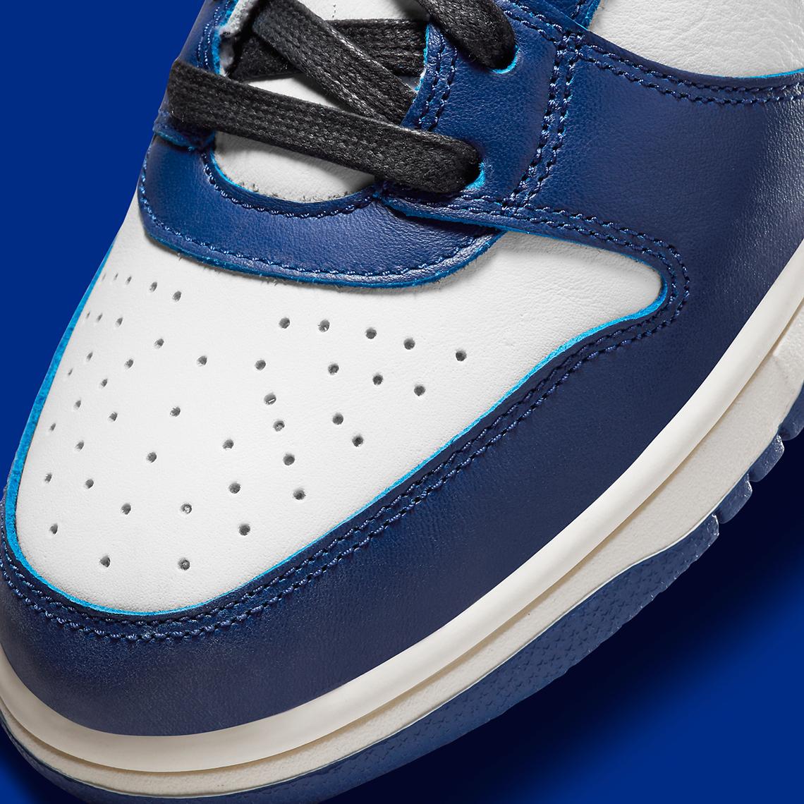 AMBUSH x Nike Dunk High ''Deep Royal Blue'' - CU7544-400