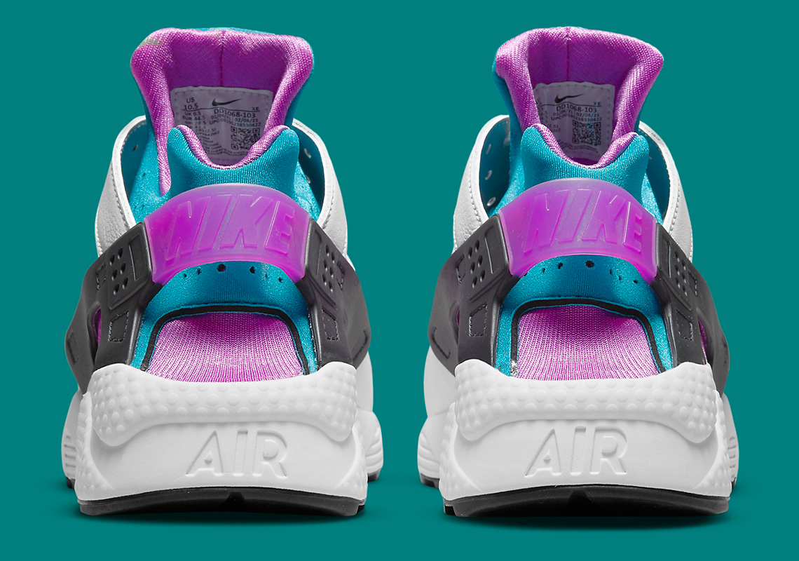 Nike Air Huarache OG ''Deep Magenta'' – DD1068-103
