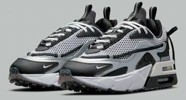NikeAir Max Furyosa NRG ''Metallic Silver''
