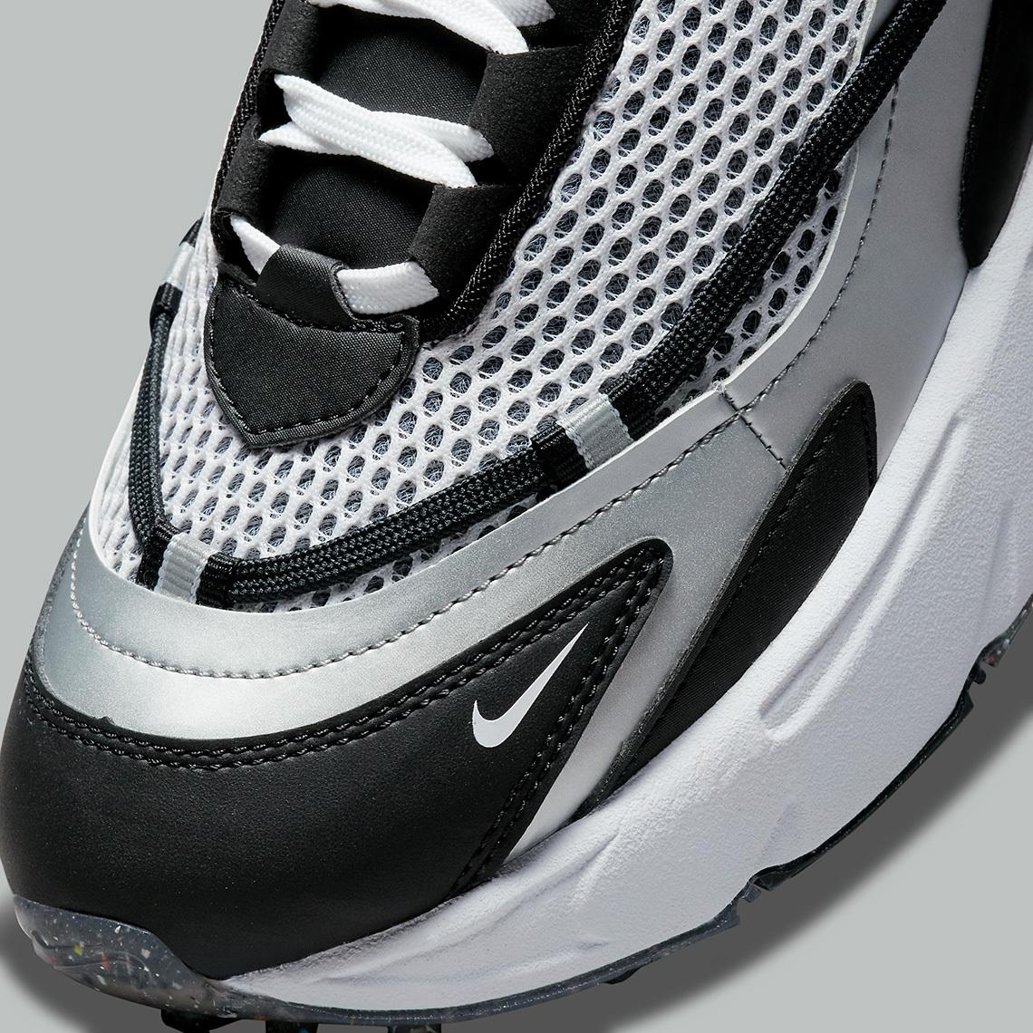 Nike Air Max Furyosa NRG ''Metallic Silver'' - DC7350-001