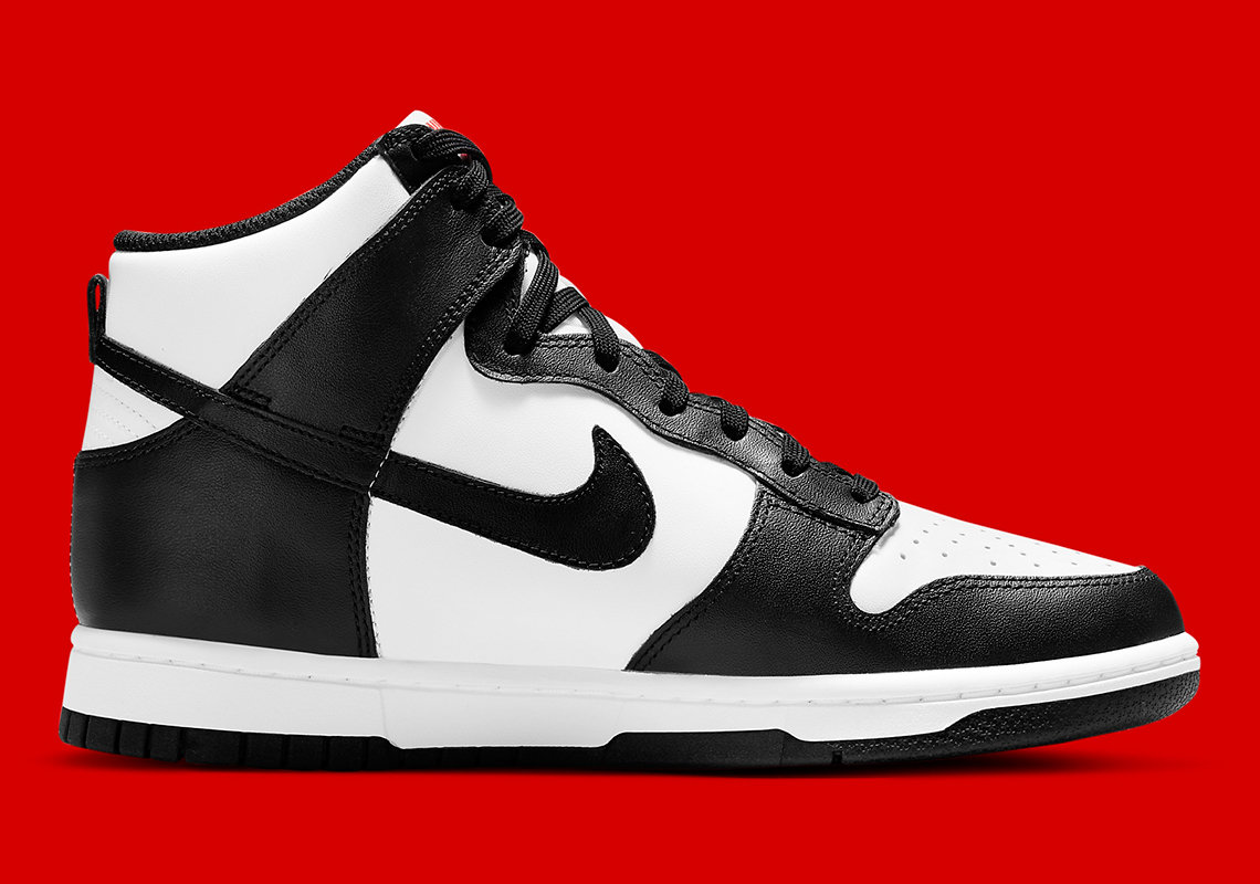 Nike Dunk High ''Black & White'' - DD1399-103