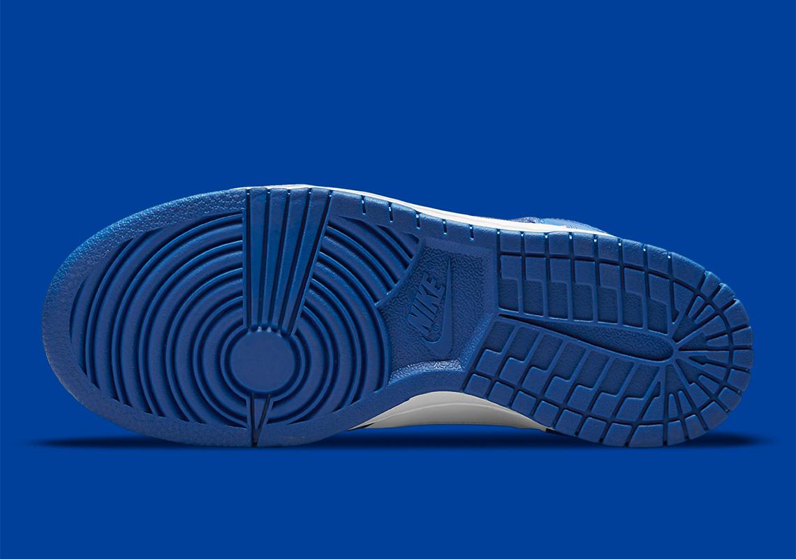Nike Dunk High ''Game Royal'' - DD1399-102